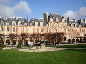 Paris-place-de-voges